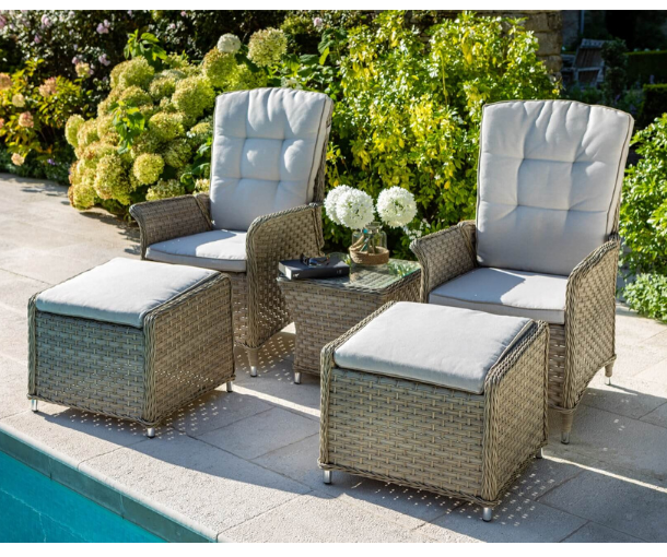 Outdoor Duet Sets & Companion Seats
