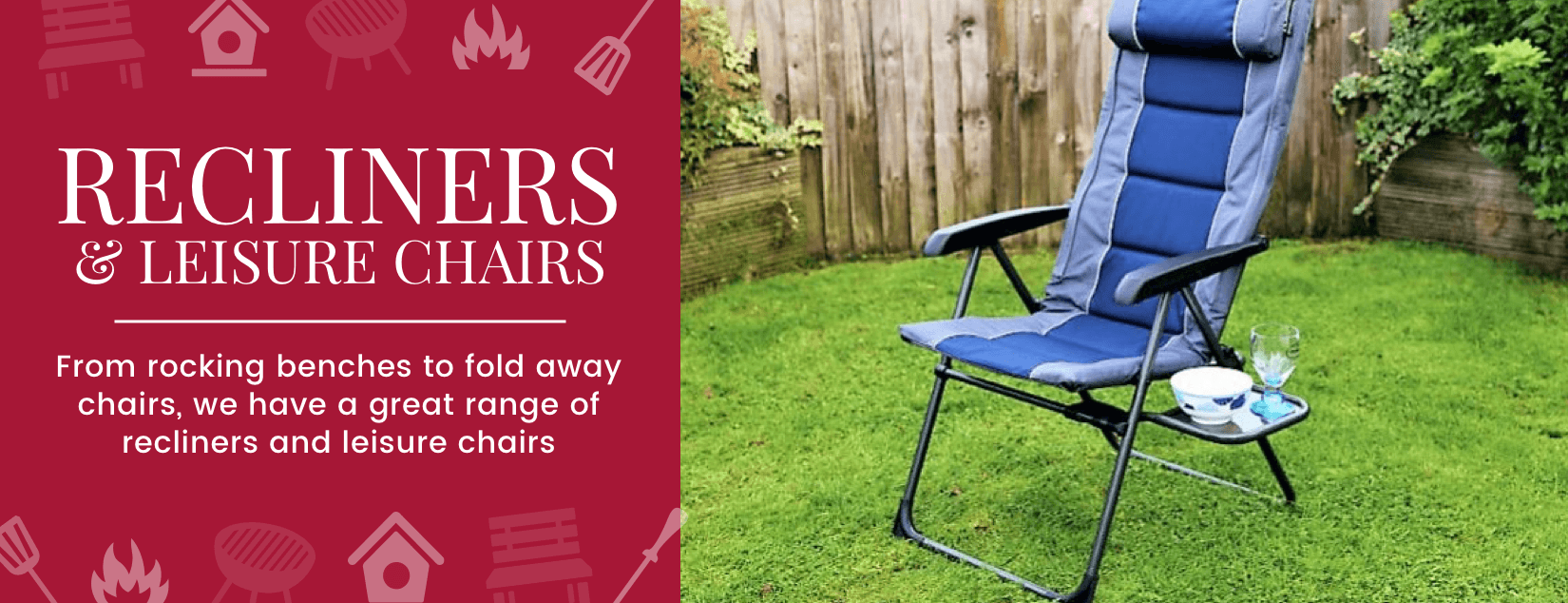 Recliners & Leisure chairs