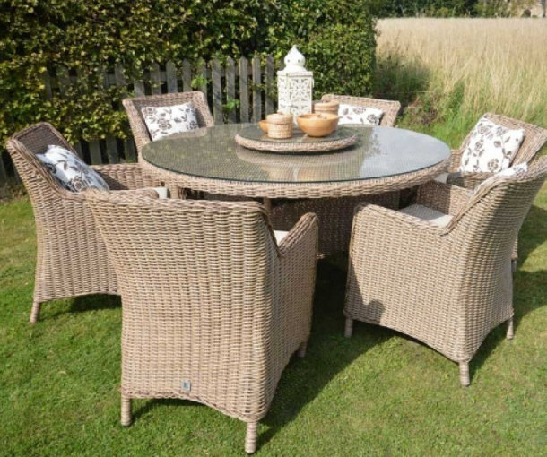 Outdoor Six Seater Sets
