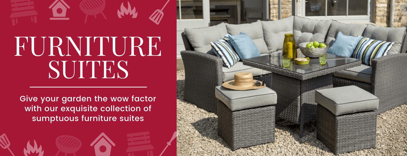 Outdoor Furniture Suites
