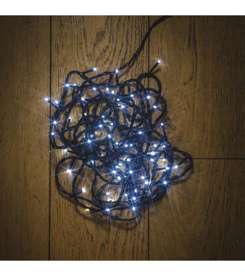 120 LED's White