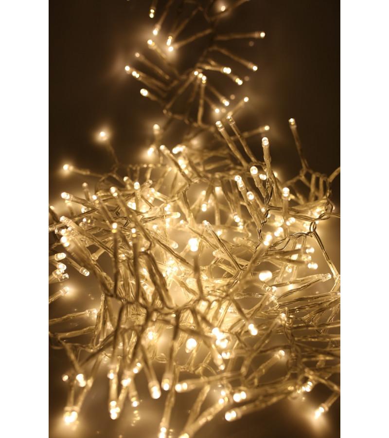 960 LED Warm White Cluster Lights