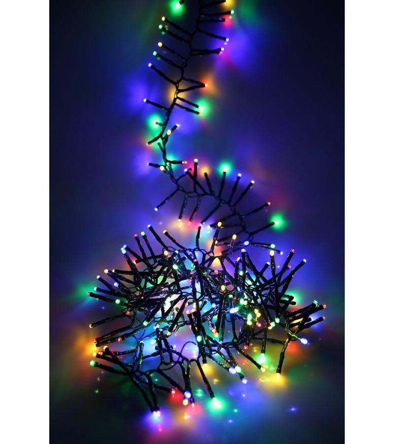 480 LED Multi Colour Cluster Lights