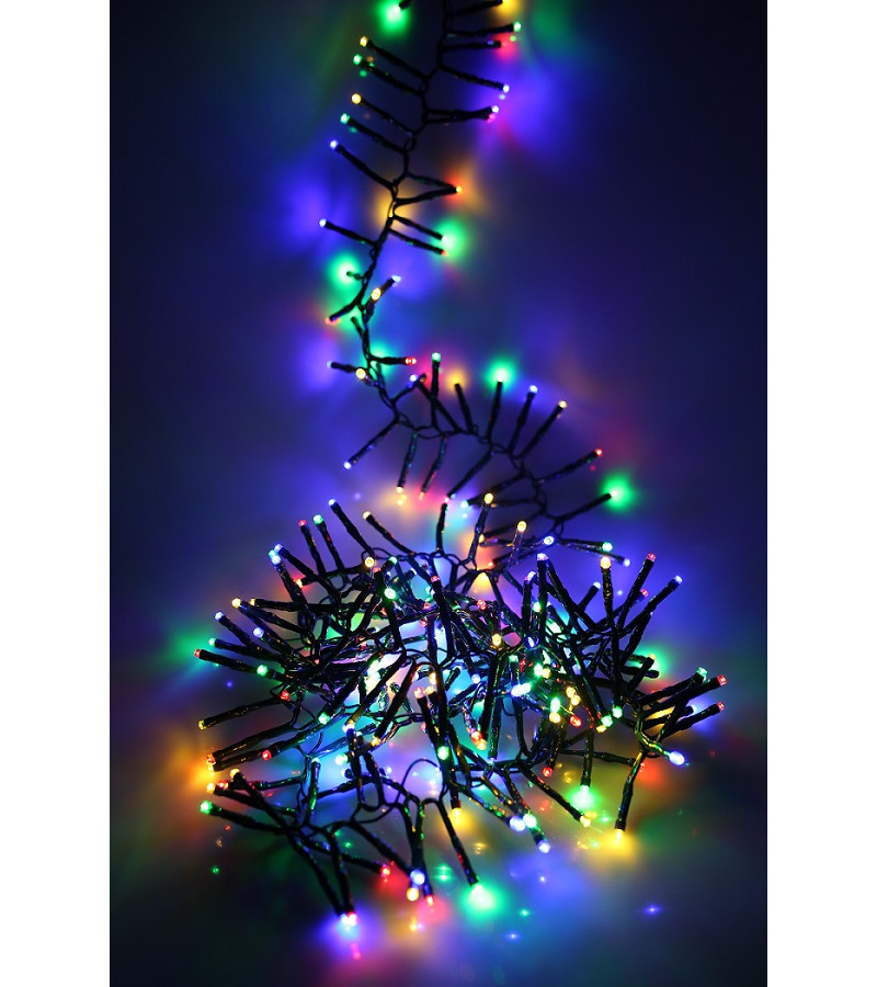 960 LED Multi Colour Cluster Lights
