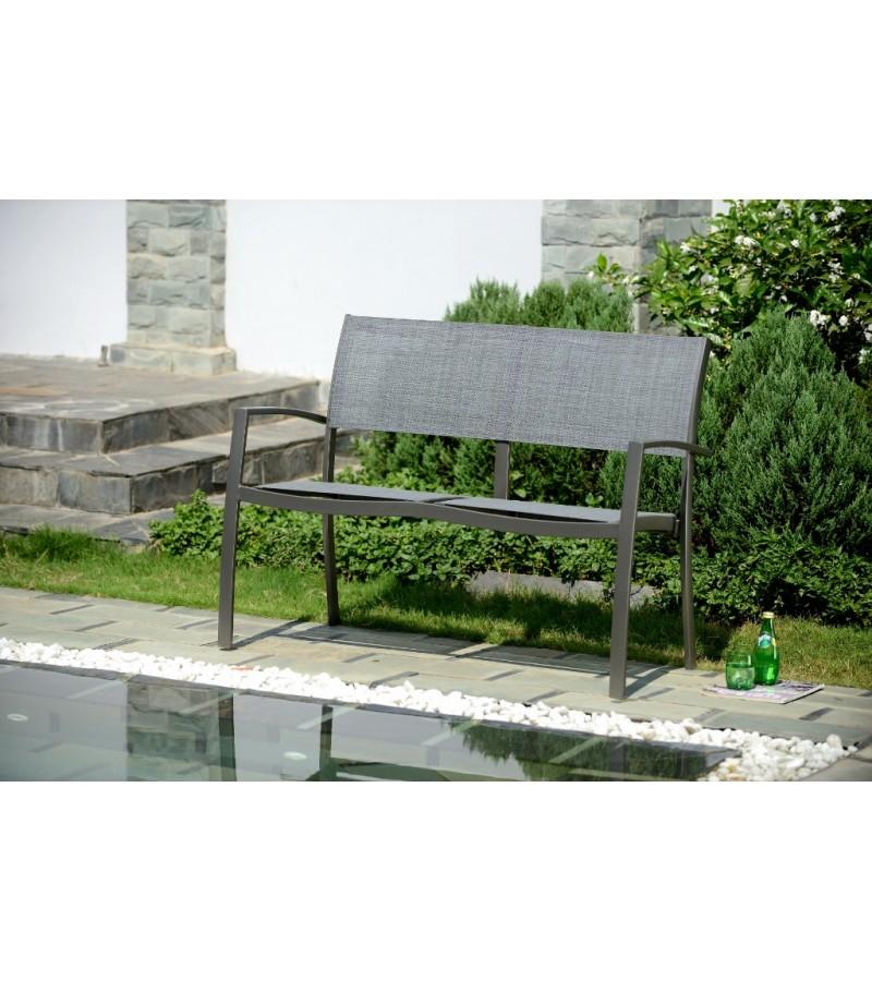 Solana 2 Seater Bench