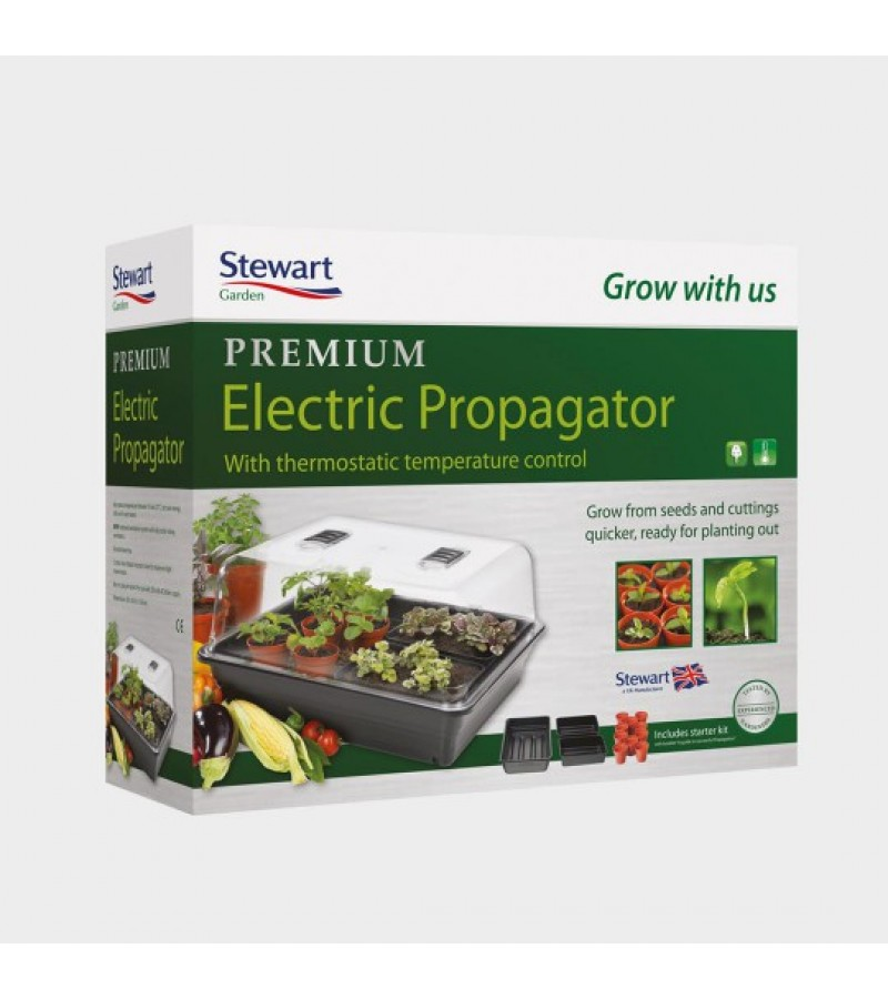 Stewart Electric Propagator (Thermostatic control)