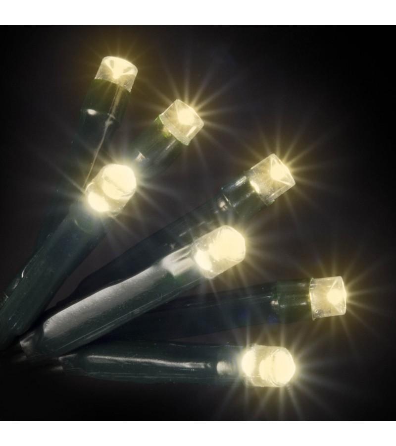 176 LED's Warm White
