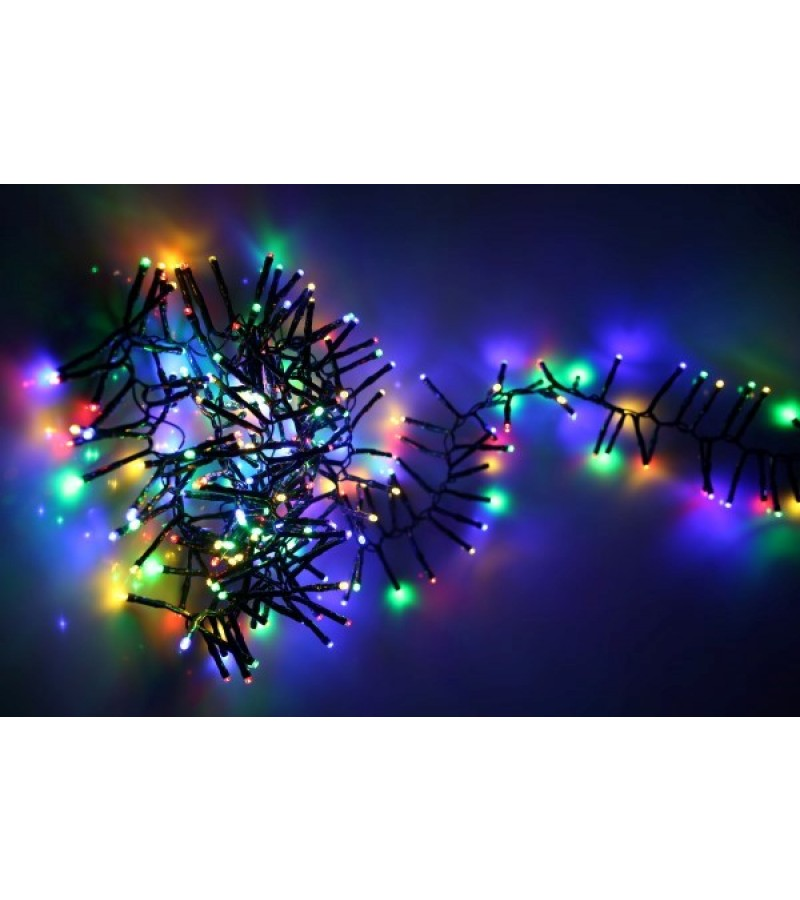720 LED's Multi Colour Cluster