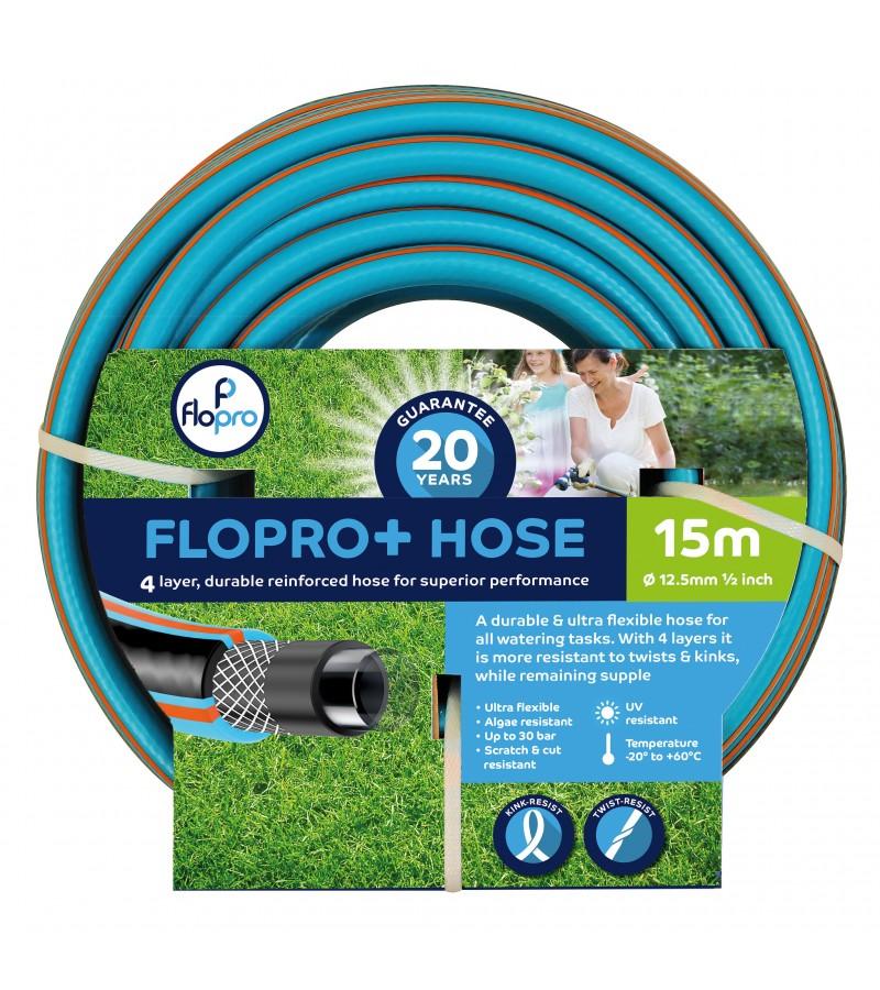 15 Metre Flopro Hose - Plus Range