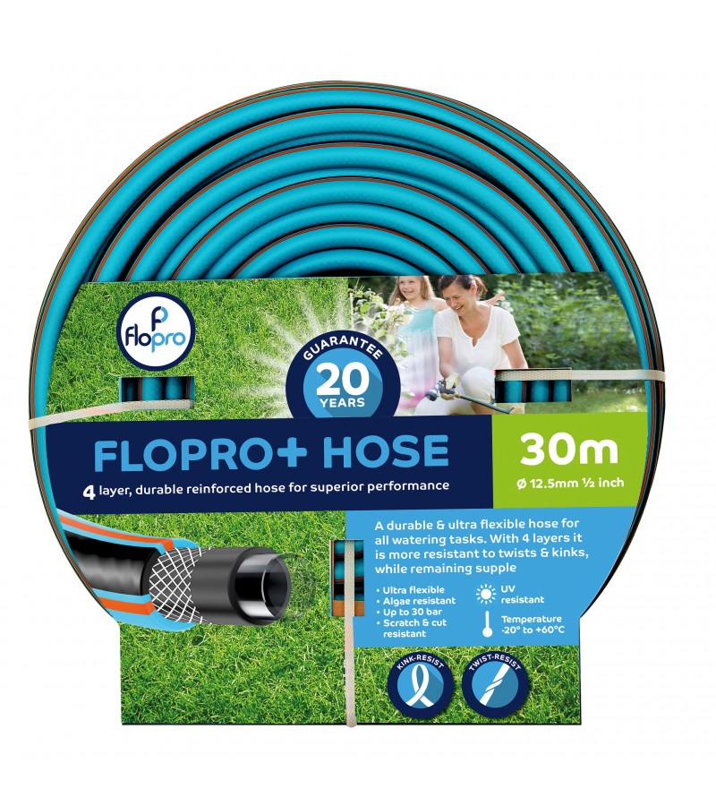 30 Metre Flopro Hose - Plus Range
