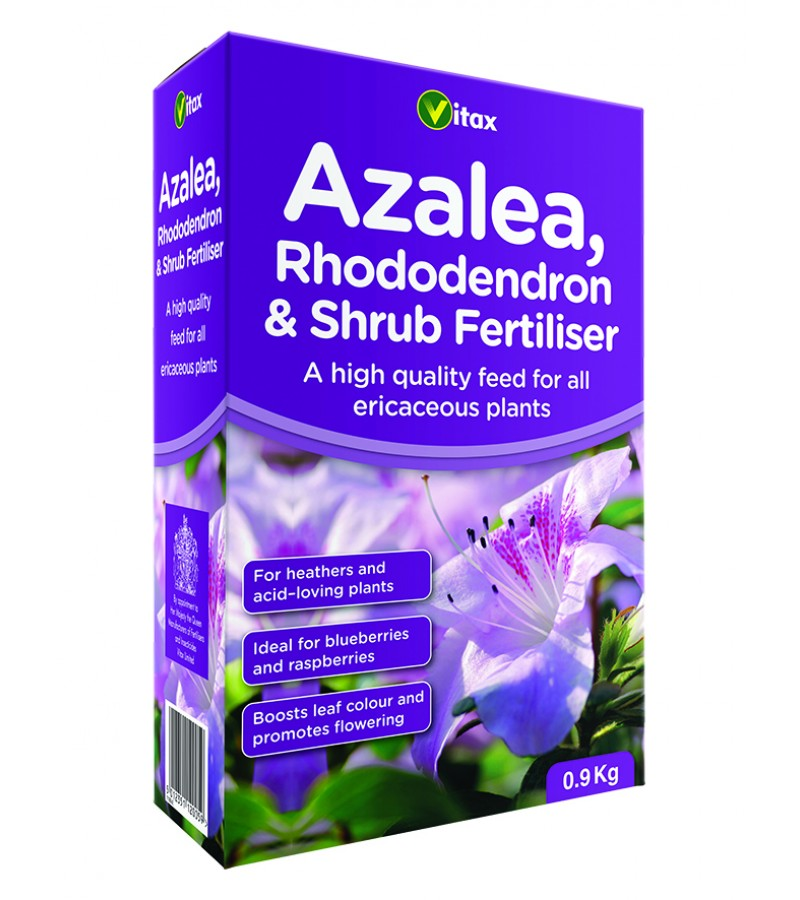 Azalea Rhododendon & Shrub Fertiliser - 900g