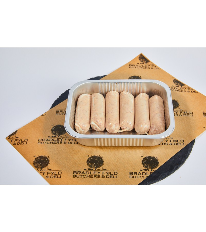 Cumberland Sausage x 6