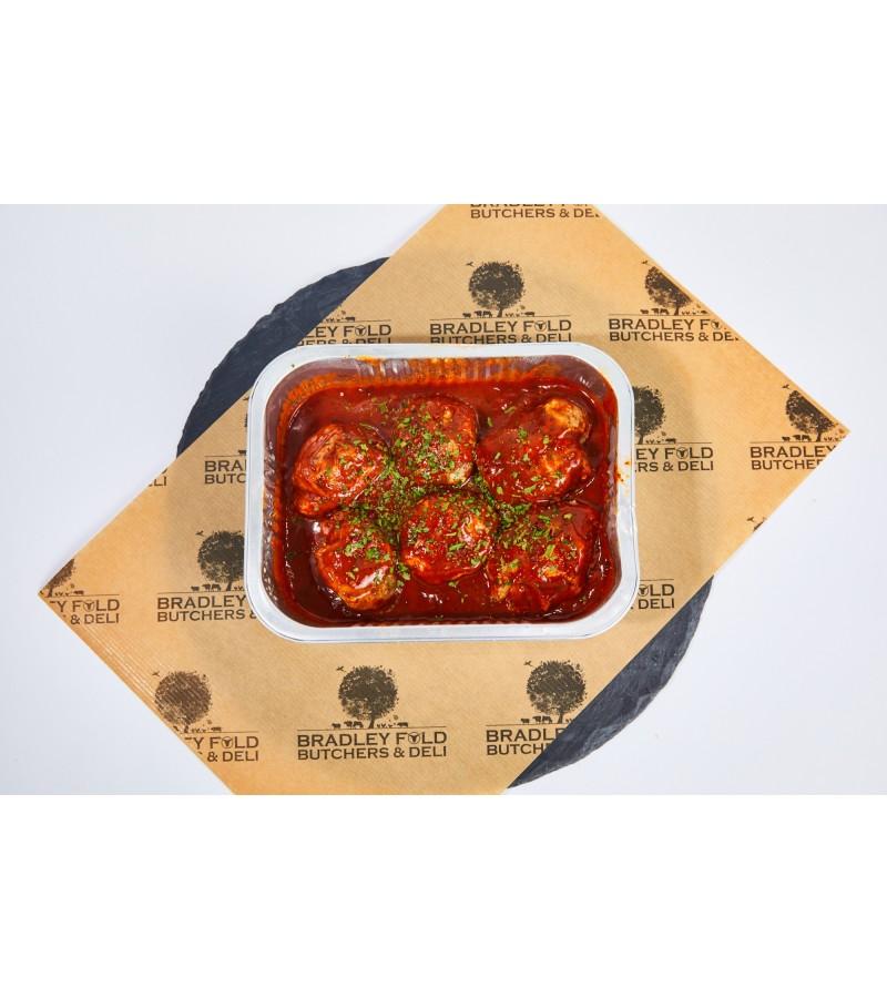 Italian Meat Balls x 6