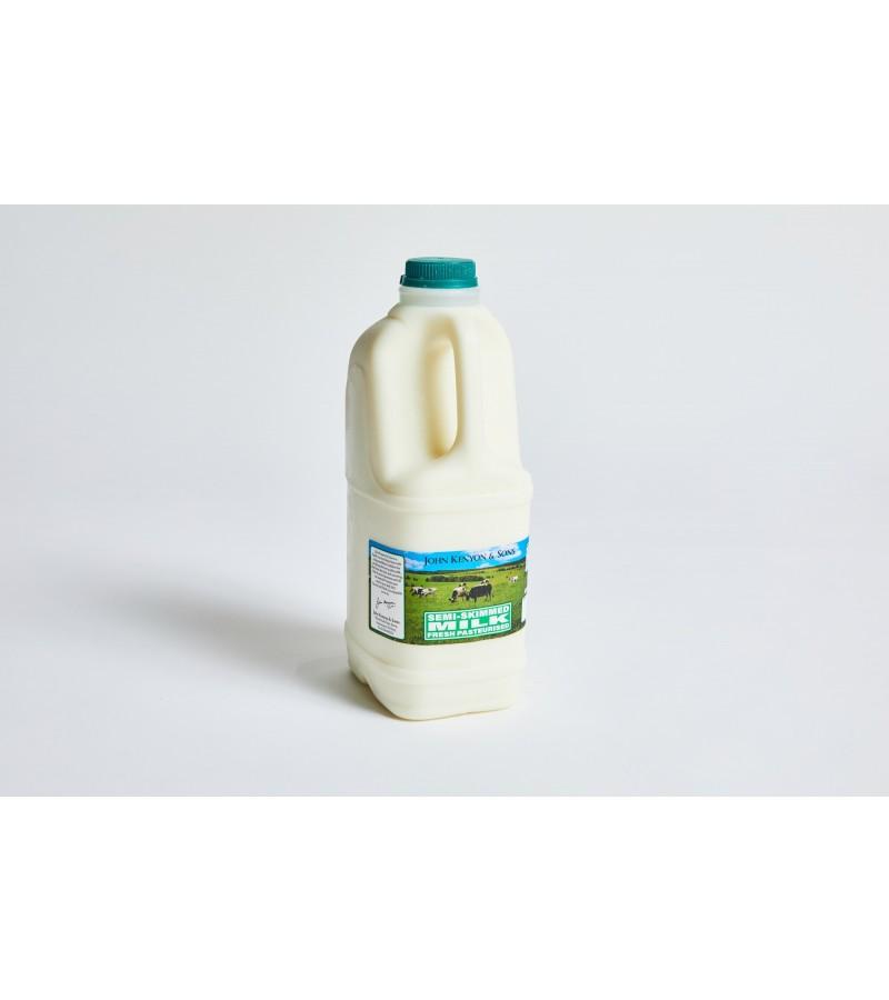 Semi Skimmed Milk 2 Litre