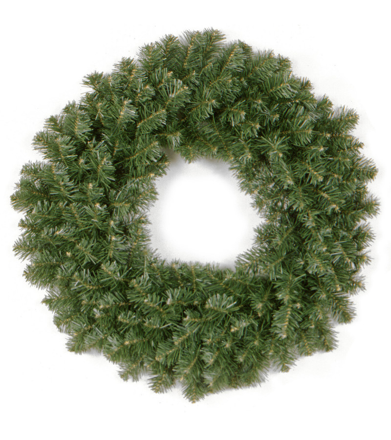 "Covington Pine Wreath 24"""