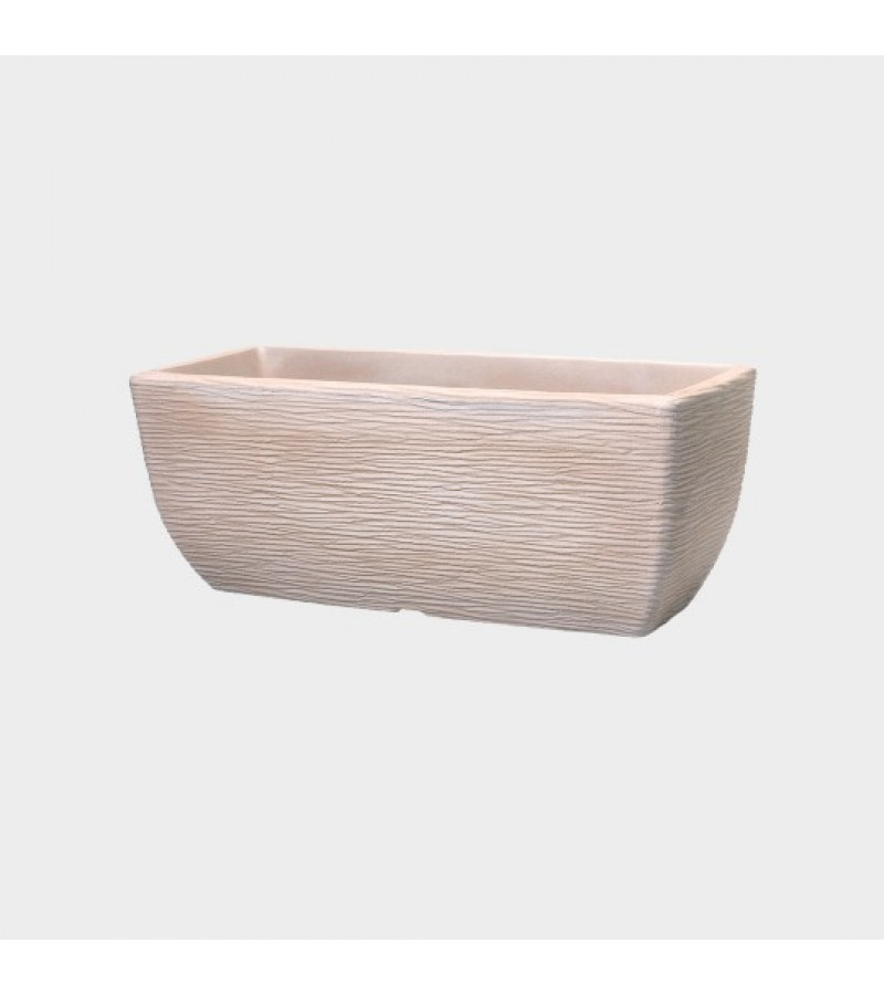 Cotswold 60cm Light Sand Trough Planter
