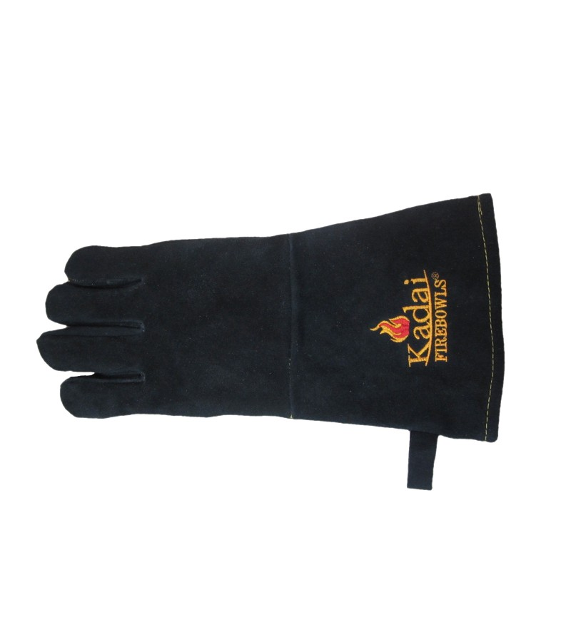 Kadai Leather Glove - Right Hand, Barbecue Accessories