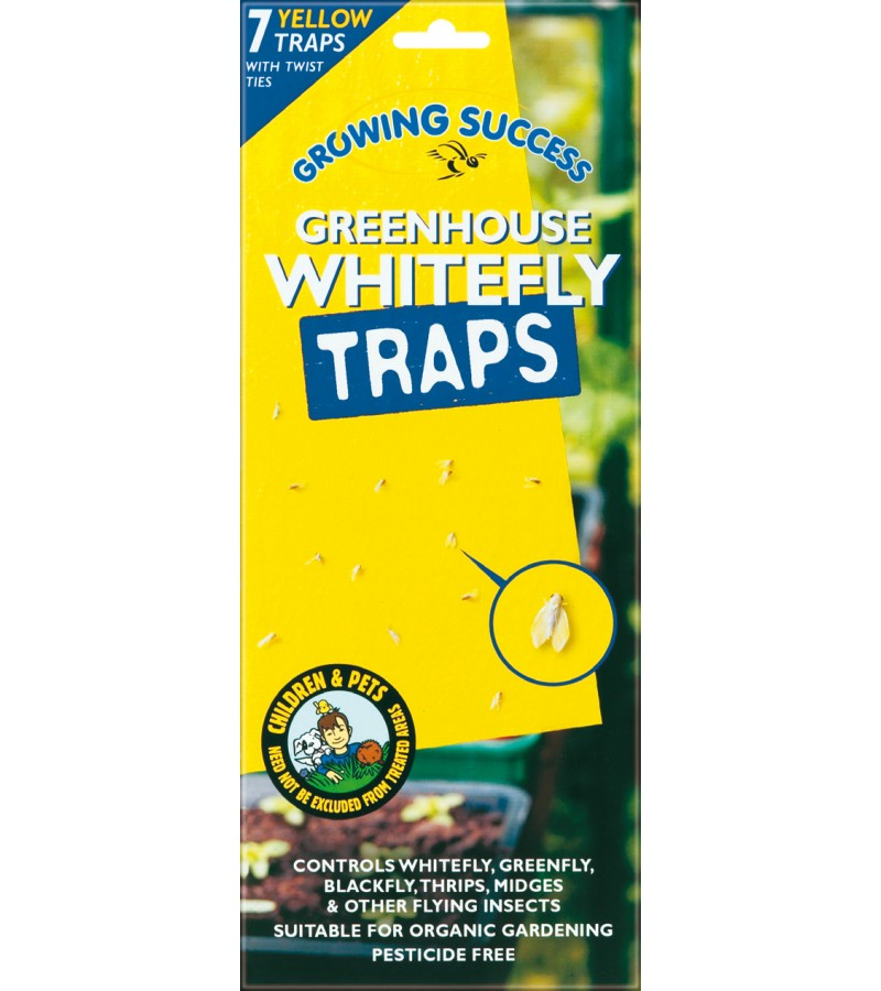 Whitefly Traps - 7 Traps