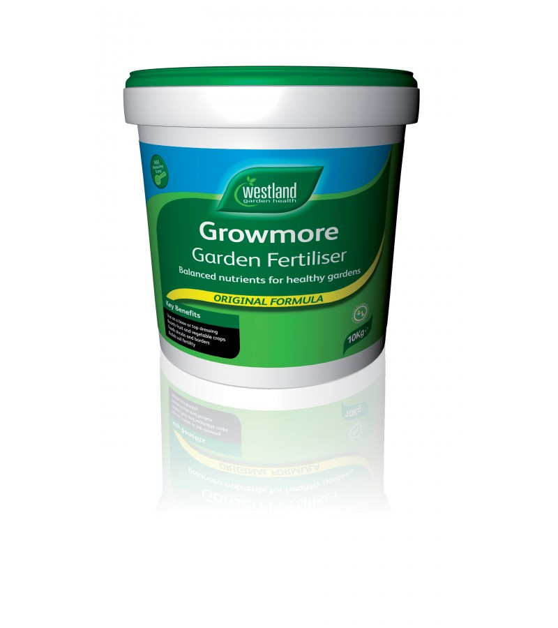 Growmore Garden Fertiliser - 10kg Granules