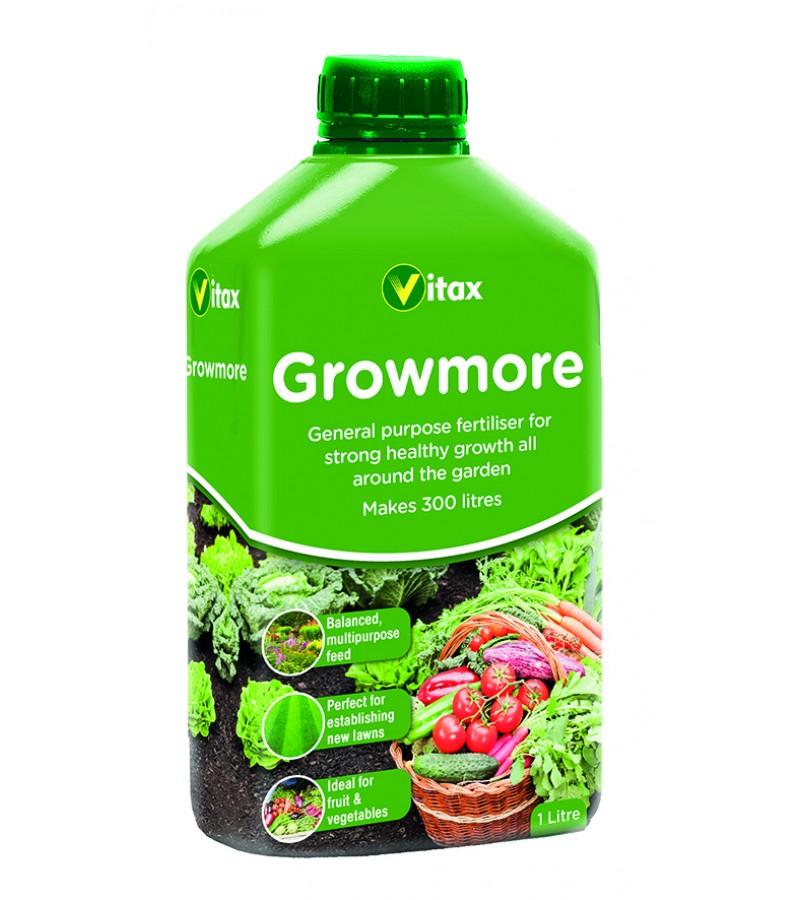 Growmore General Purpose Fertiliser - 1 Litre