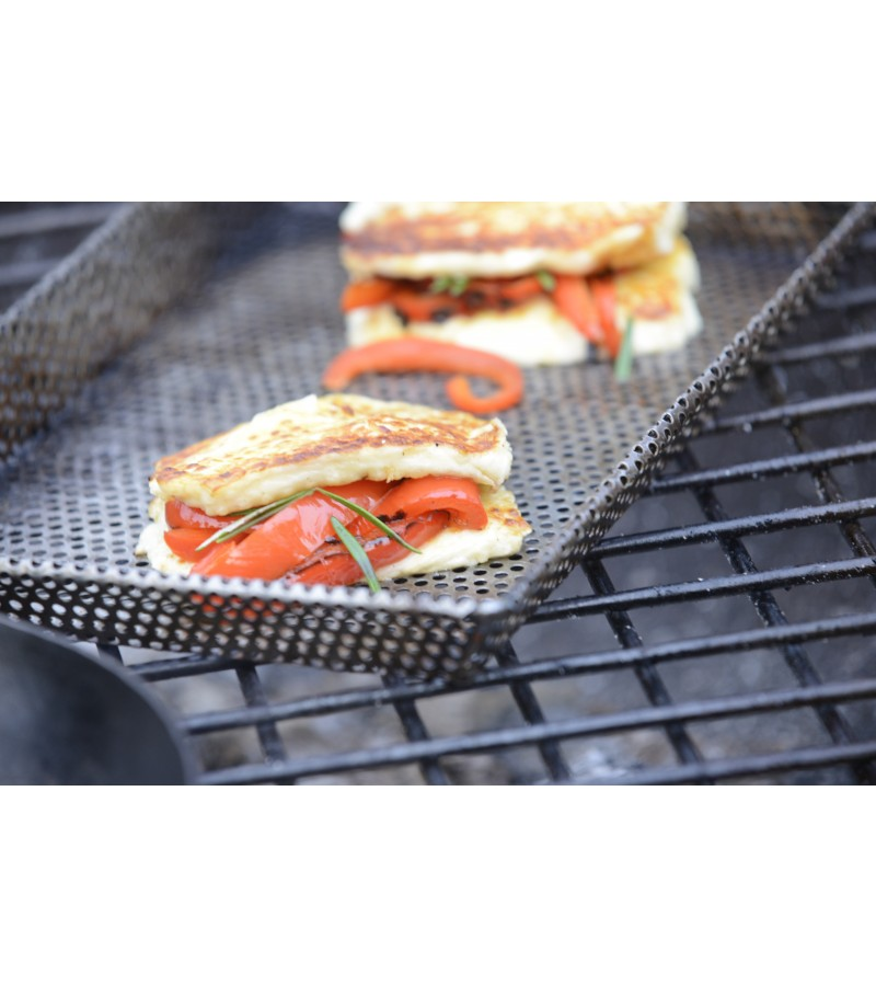 Kadai Set of 3 Grill Trays
