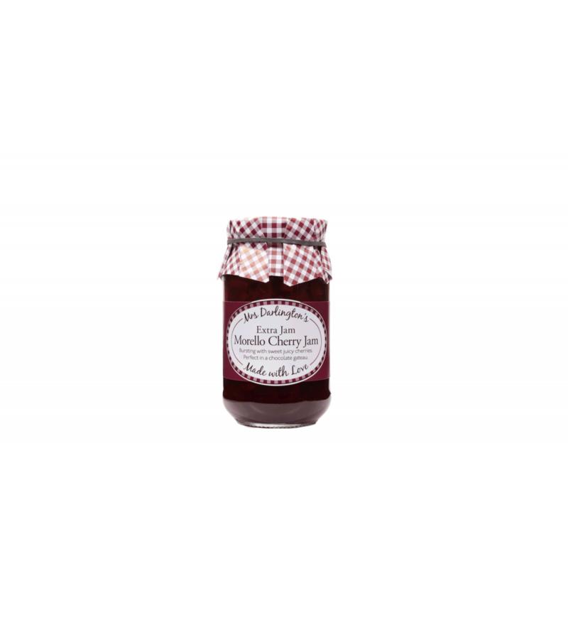 Mrs Darlington  Extra Jam - Morello Cherry Jam