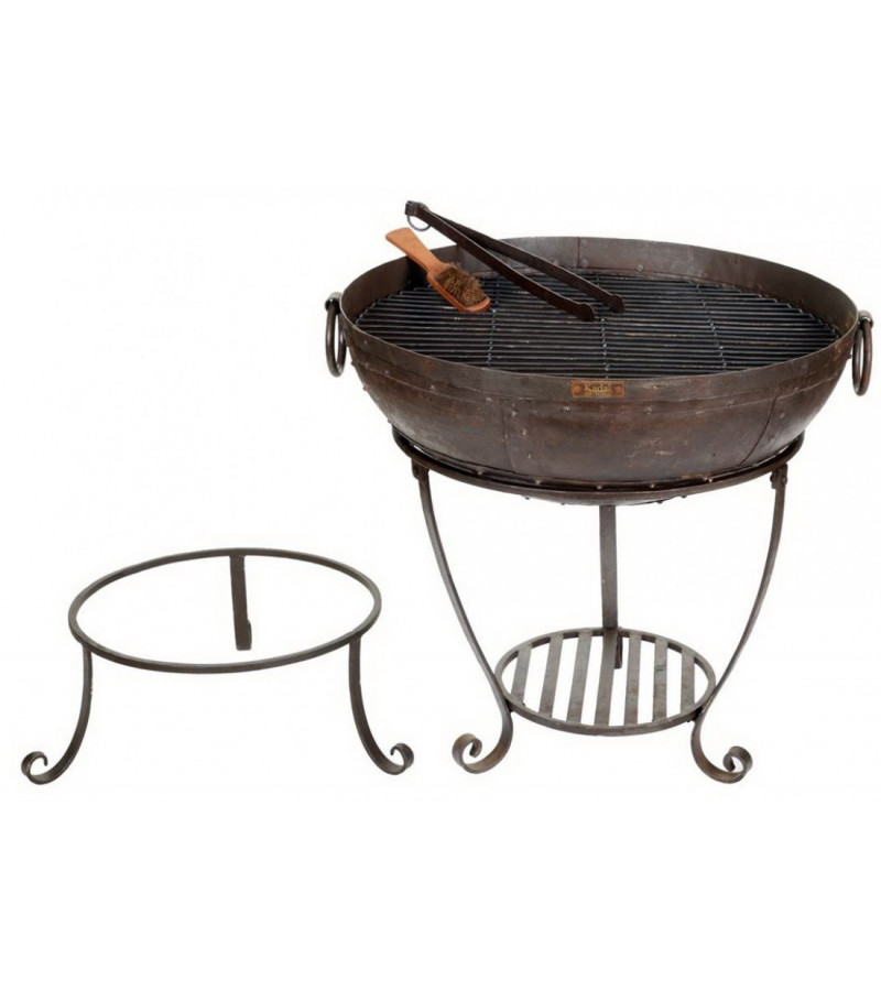 Kadai Firebowls - Available in 3 Sizes (60cm, 70cm, 80cm)