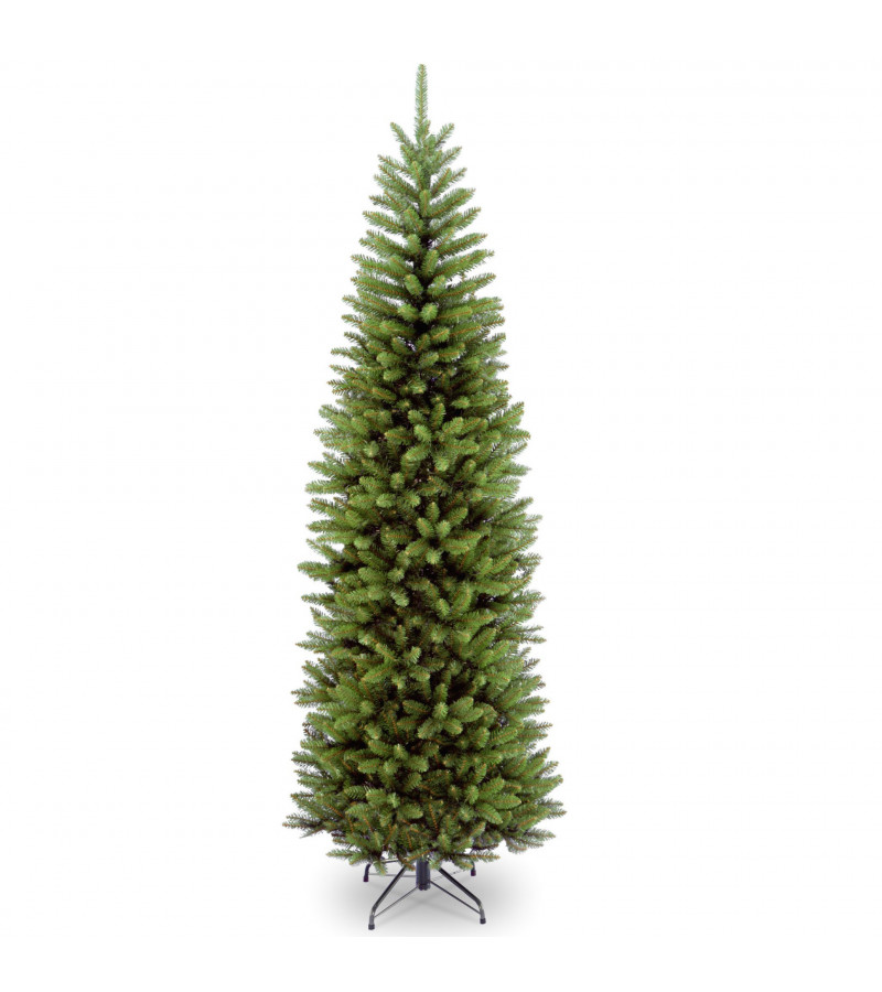 Kingswood Fir Pencil Artificial Tree 4.5ft