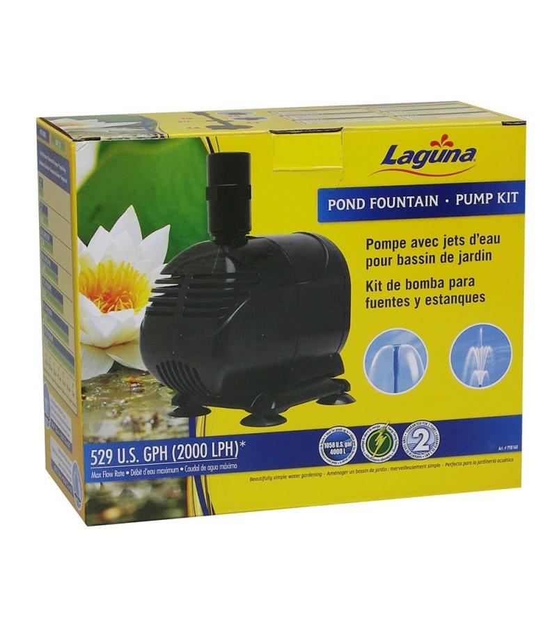 Laguna Pond Fountain Kit (529 GPH / 2000 LPH )