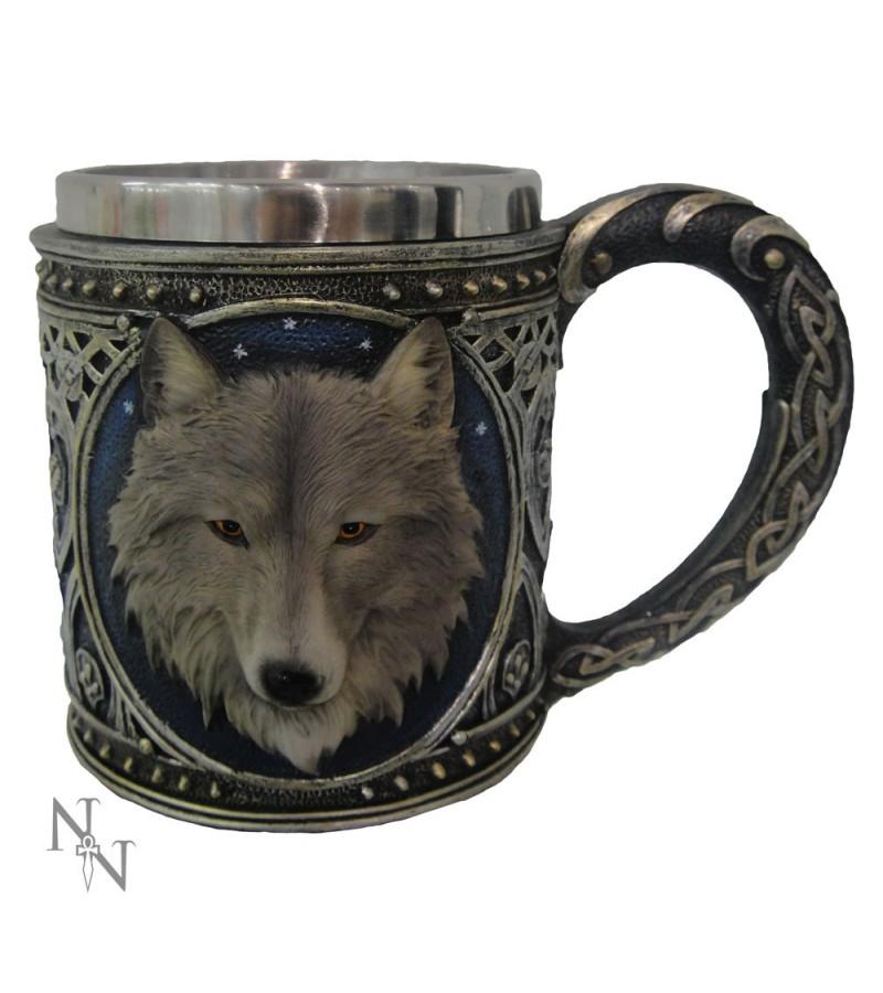 'Lone Wolf' Tankard