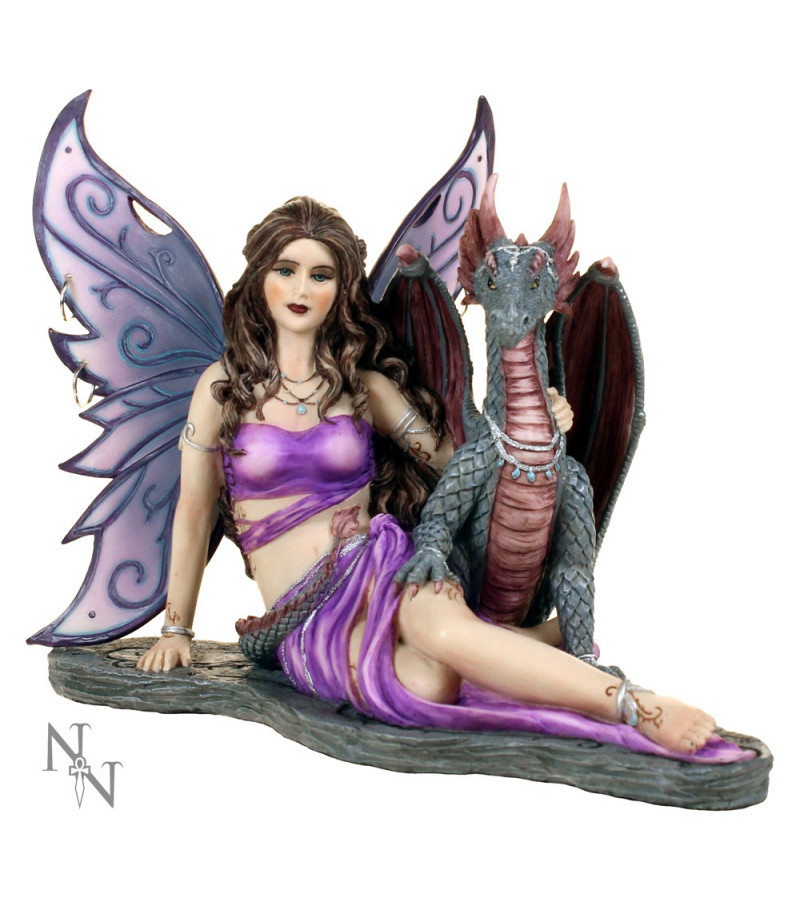 Lucrecia Companion fairy with Dragon