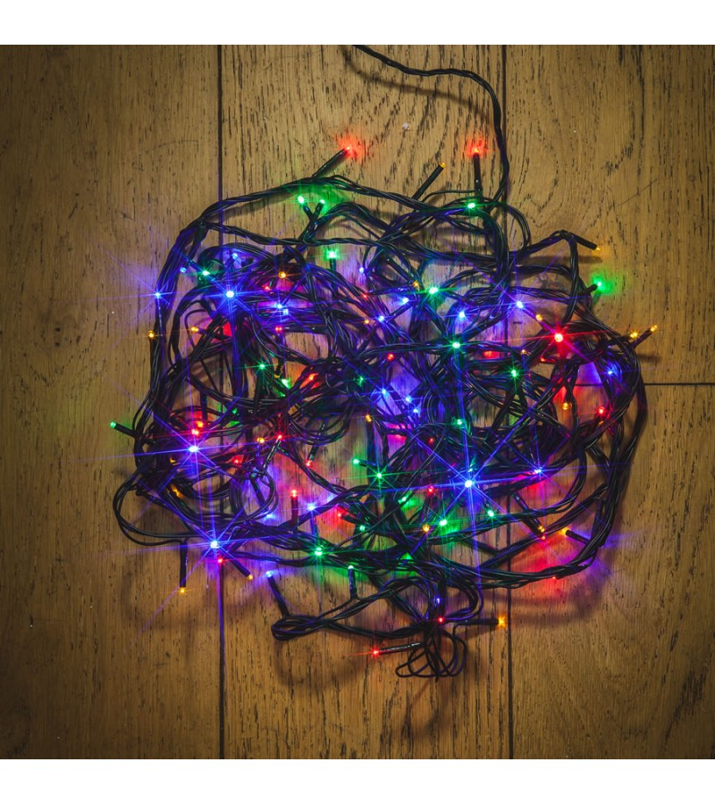 120 LED's Multi Colour
