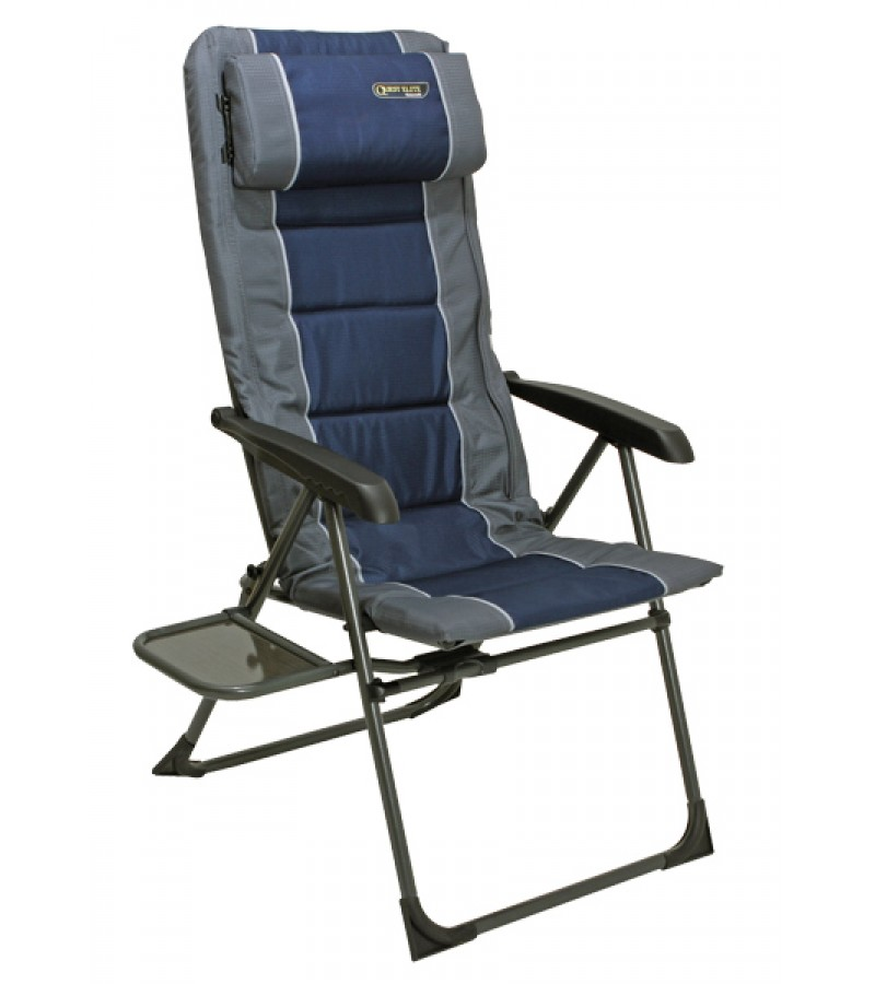 Ragley Range Blue SL Chair with Side table