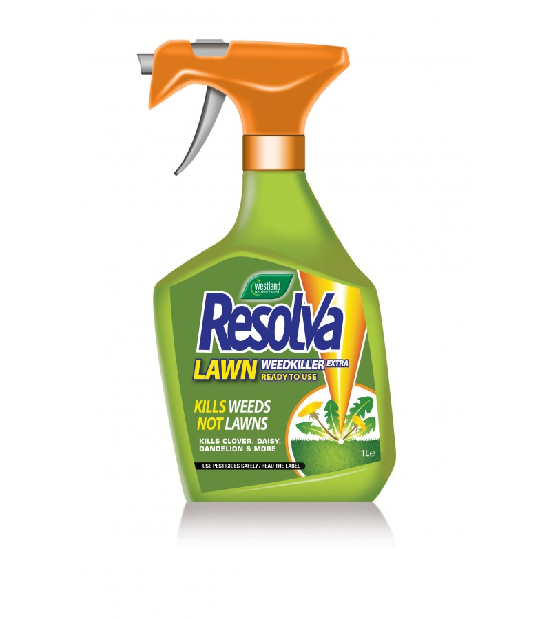 Westland Lawn Weedkiller 1 Litre Spray Bottle