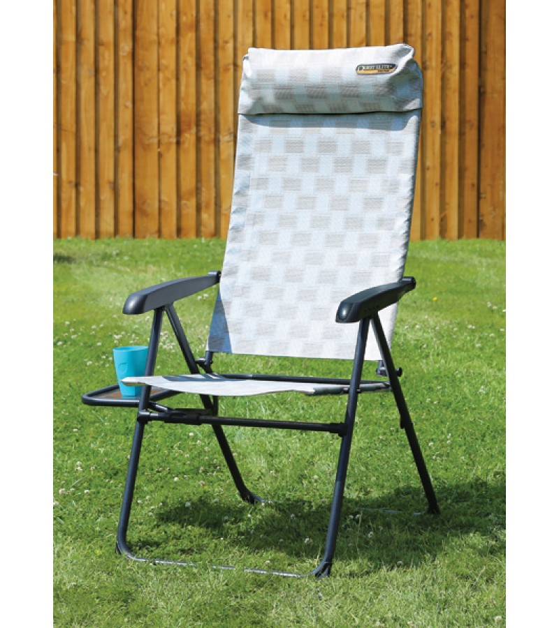 Elite Riviera SL Chair with Side Table