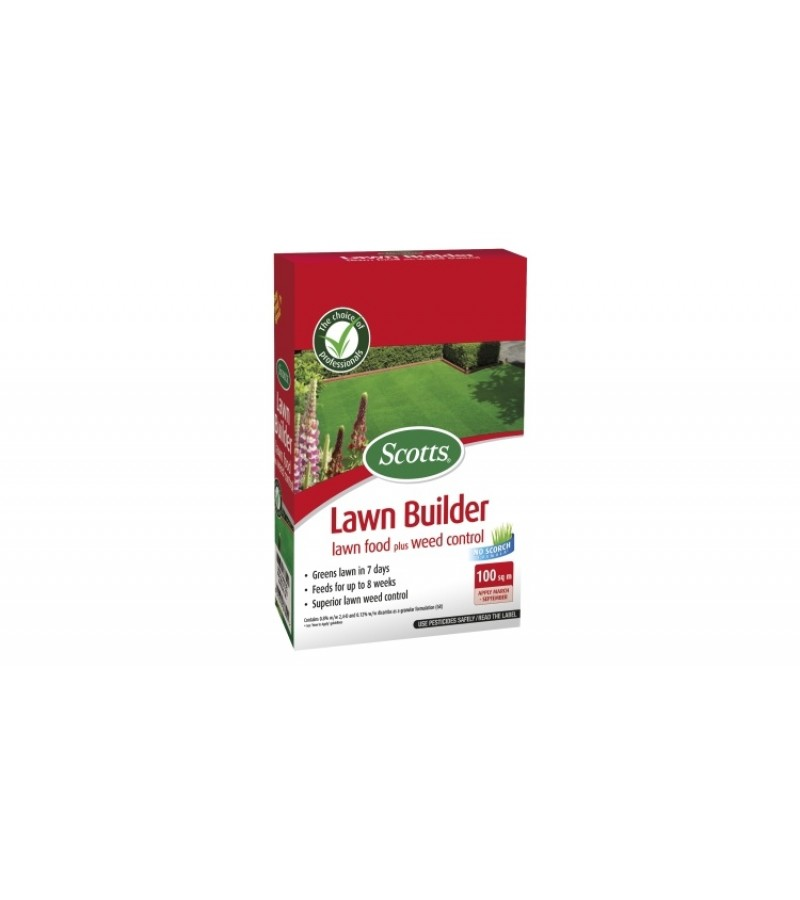 Lawn Builder Lawn Food Plus Weed Control - 2Kg