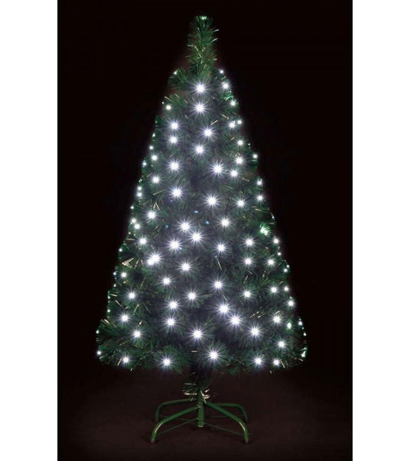 Snowbright Tree with White LED lights 120cm