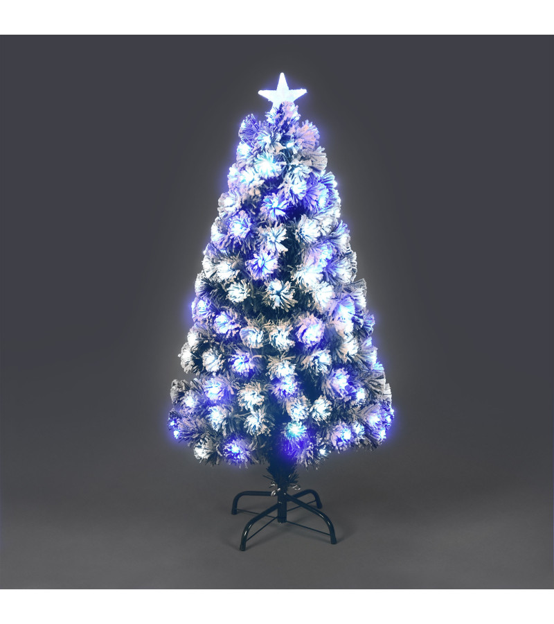 Fibre Optic Siberian Tree - 90cm
