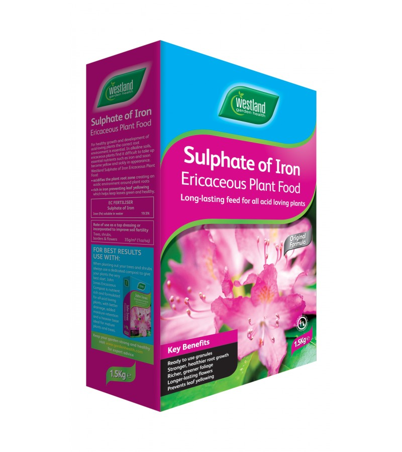 Sulphate of Iron  Soil Conditioner and Feed
