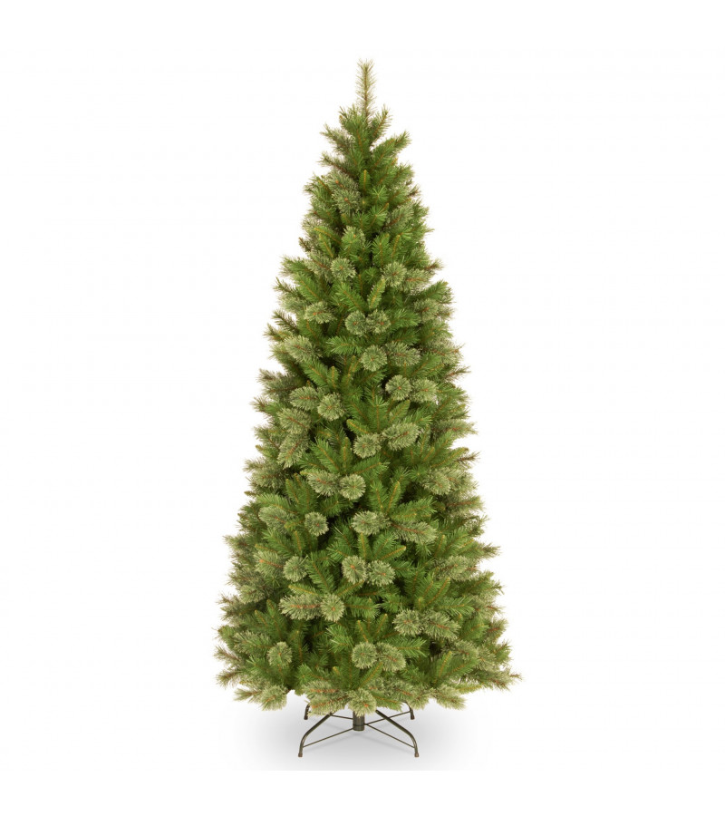Tacoma Pine Slim Artificial Tree 9ft