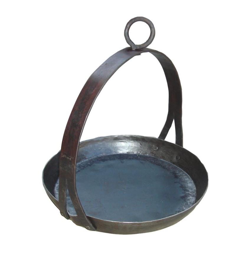 Kadai Tripod Skillet for firebowl / firepit