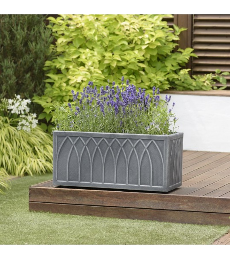 Stewart Versailles 70 cm Trough Planter