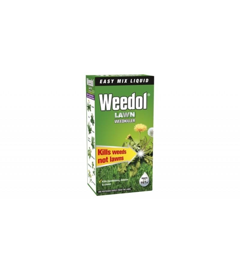 Weedol Lawn Weedkiller 250ml