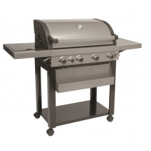 LeisureGrow Dante 4 Burner Gas BBQ