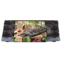 Grow It - 18 x 9cm Pot Growing Tray
