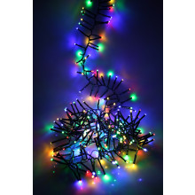 280 LED Multi Colour Cluster Lights