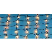 160 LED Warm White Multifunction Net Light