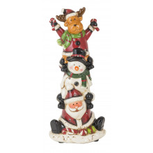 Ceramic Musical Christmas Trio