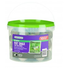 Gardman Fat Snax Food Balls 4kg