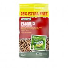 Gardman Peanuts 2.5kg Bag